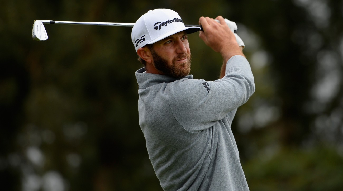 Dustin Johnson captured his first major title at the 2016 U.S. Open at Oakmont.