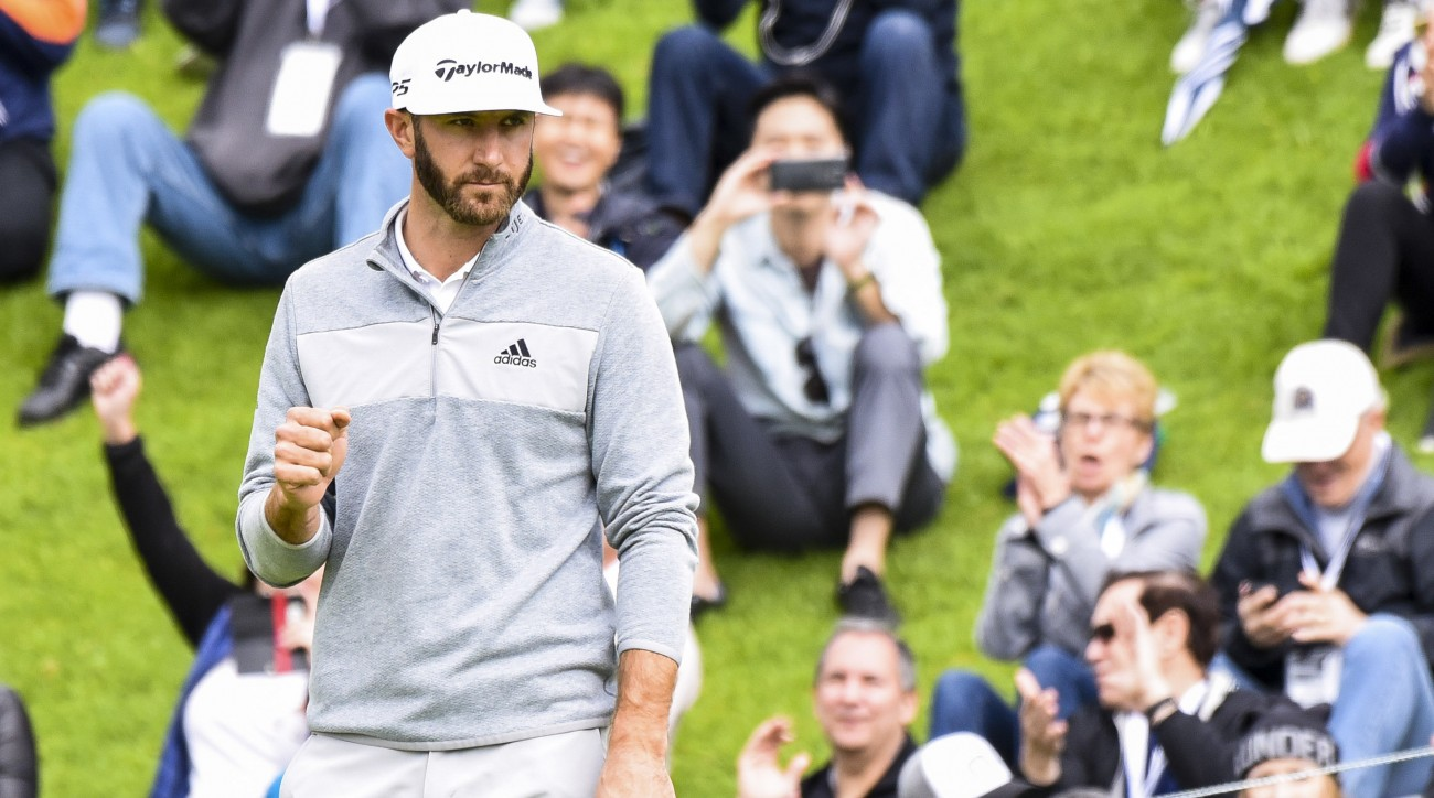 Dustin Johnson became the 20th player in history to reach no. 1 in the world golf rankings.