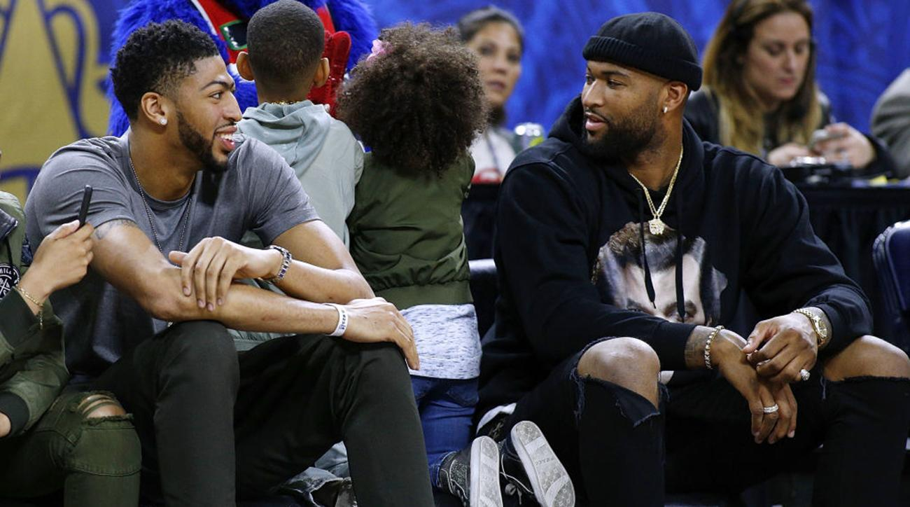 DeMarcus Cousins Thanks City of Sacramento, Kings Hint At Centers' Character Issues