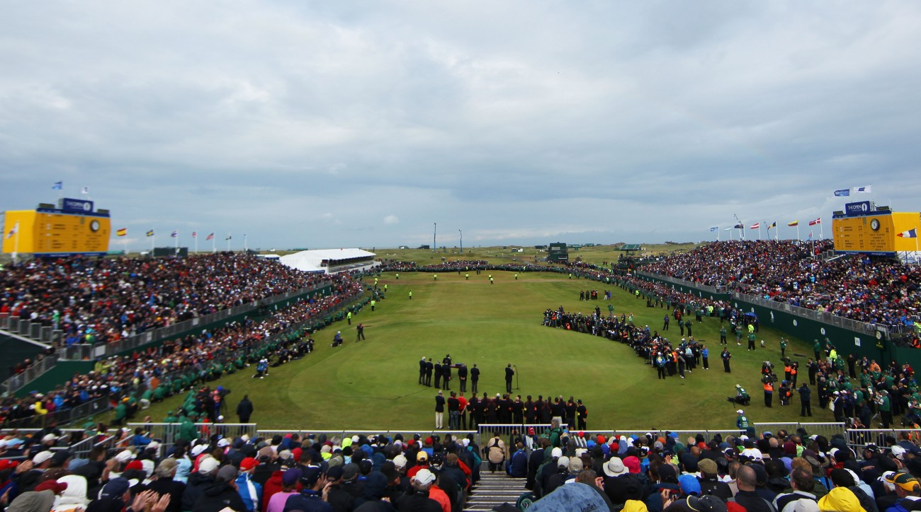 Royal St. George's will host the British Open in 2020 for the 15th time.