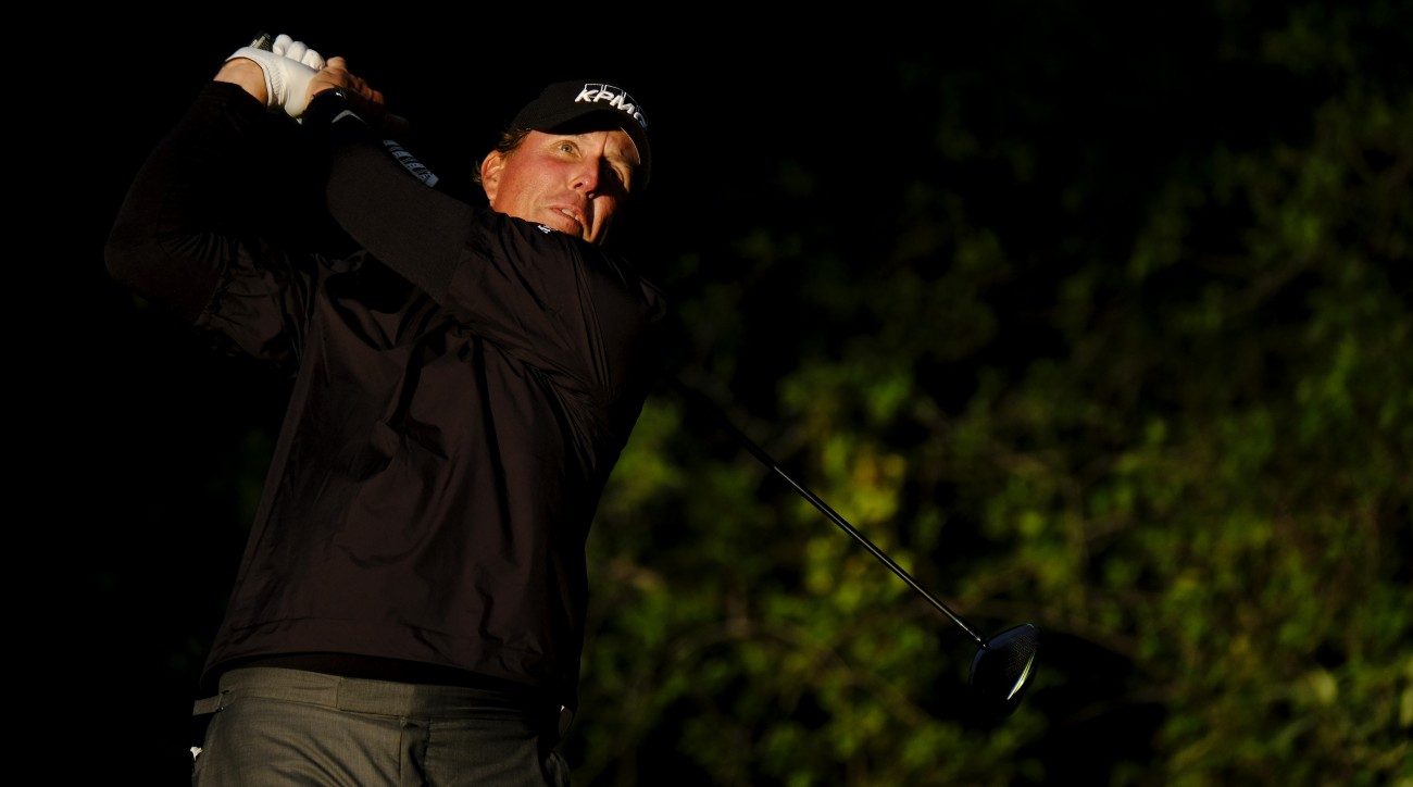 It has been more than 42 months since Phil Mickelson won a PGA Tour event.
