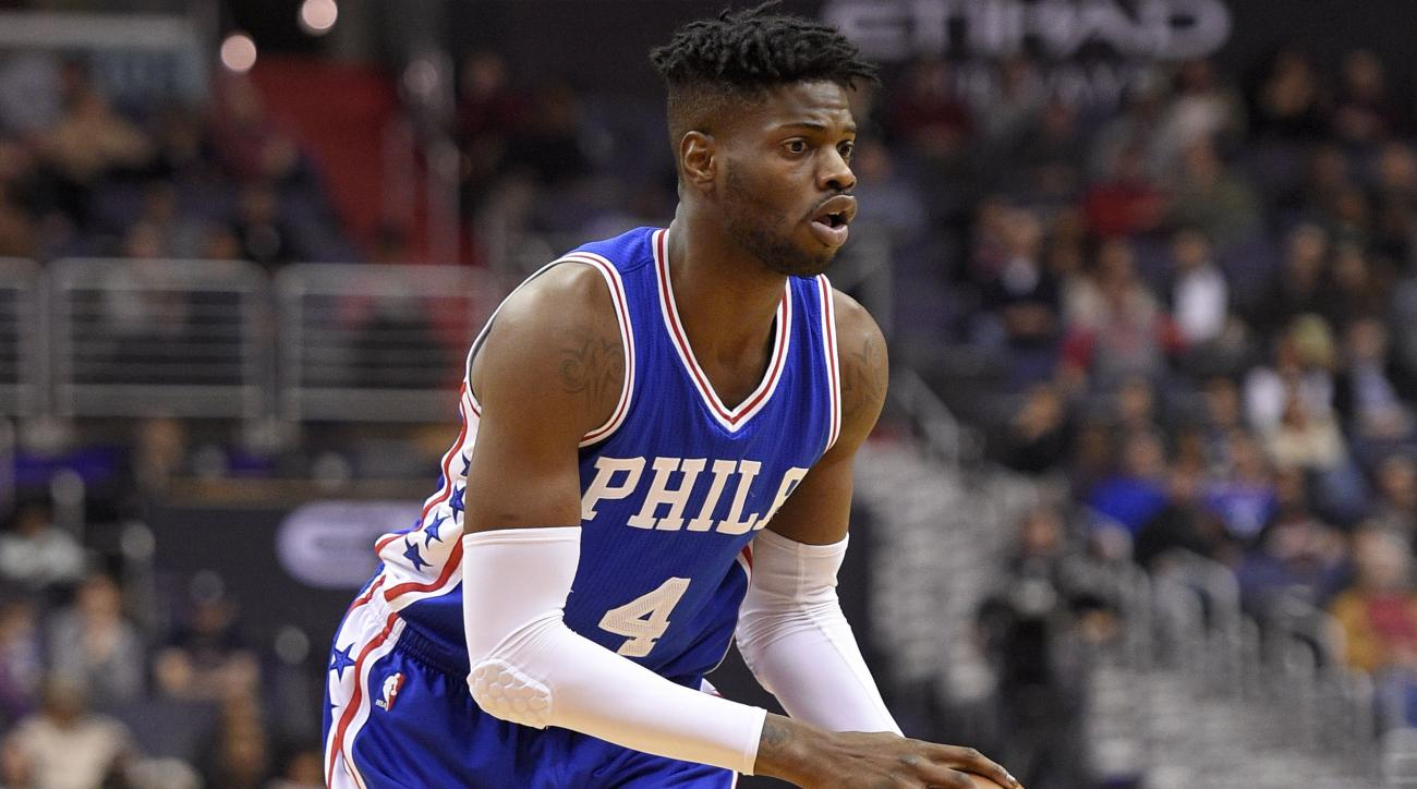 76ers trading Nerlens Noel to Mavericks