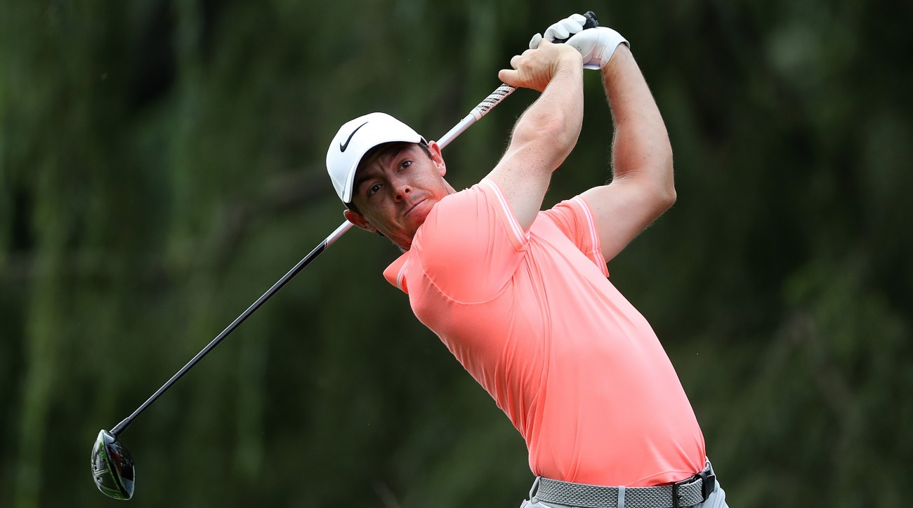 Golf Tour Schedule Rory Mcilroy