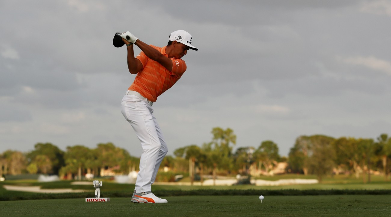 Rickie Fowler used a shorter driver this week, and the payoff was worth it for him as he hit 67% of the fairways at the Honda Classic.