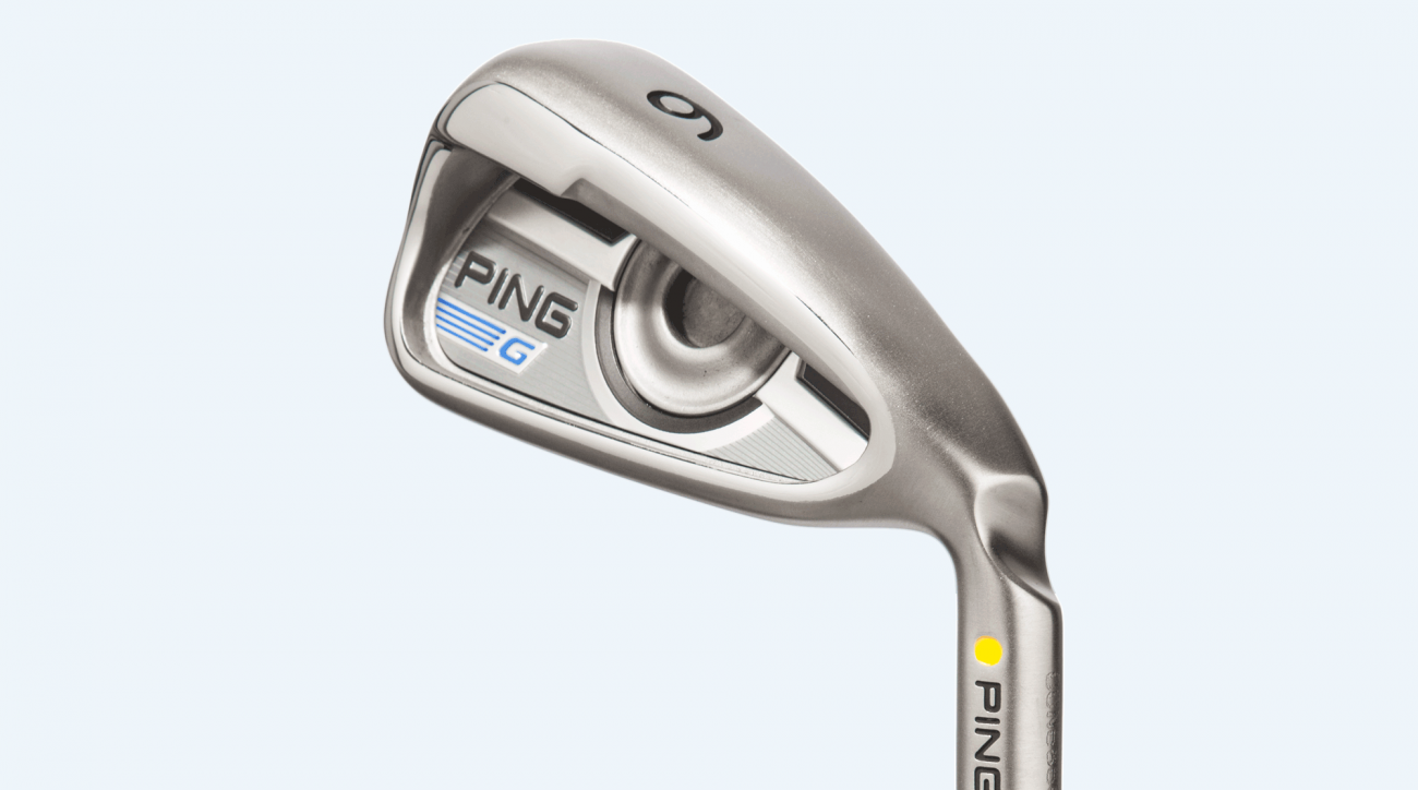 Ping G irons.
