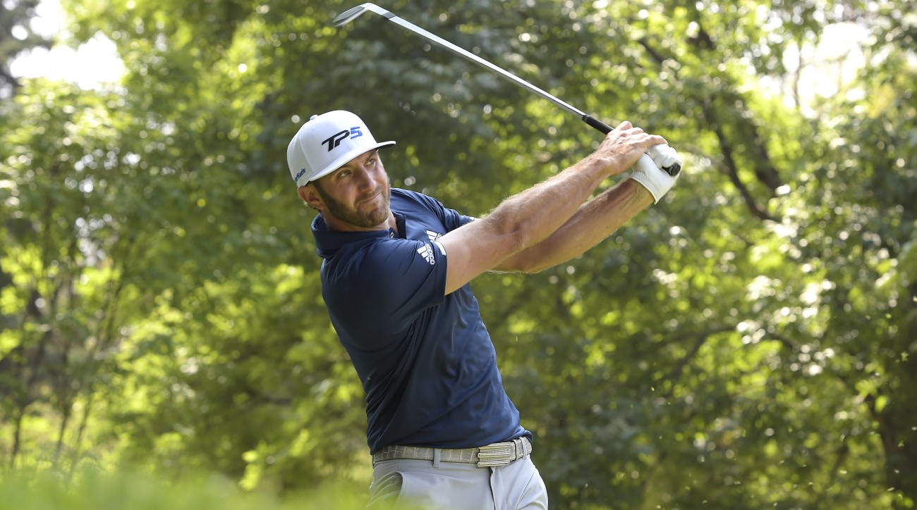 A swing like Dustin Johnson's could be yours in the future, according to Yahoo! co-founder Jerry Yang.