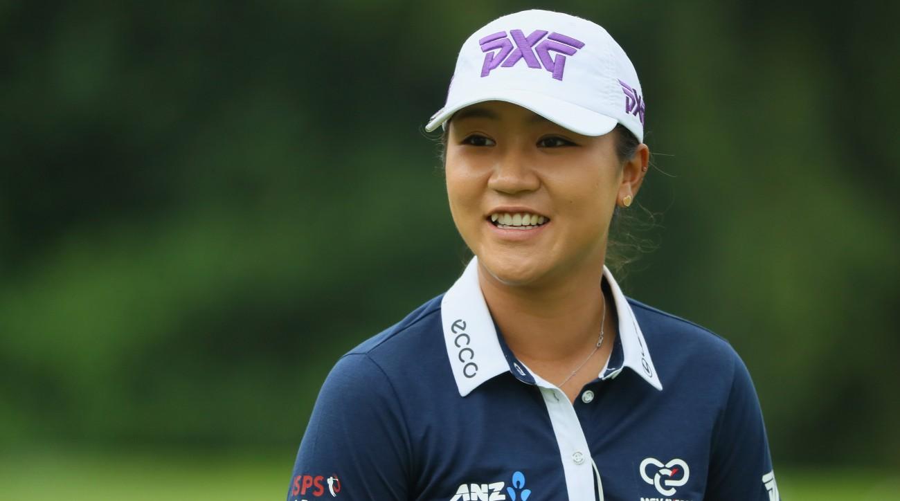 Lydia Ko, 19, has already collected 14 LPGA tour titles.