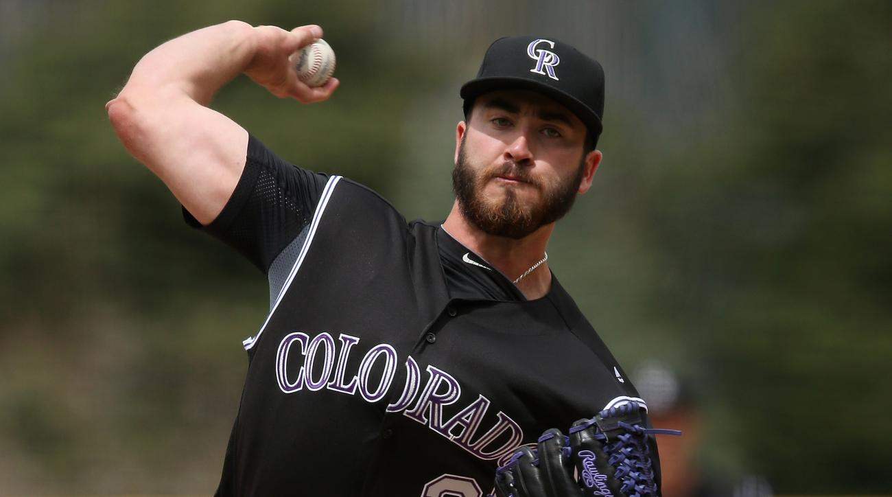 Rockies pitcher to undergo chemotherapy after cancer unexpectedly spreads