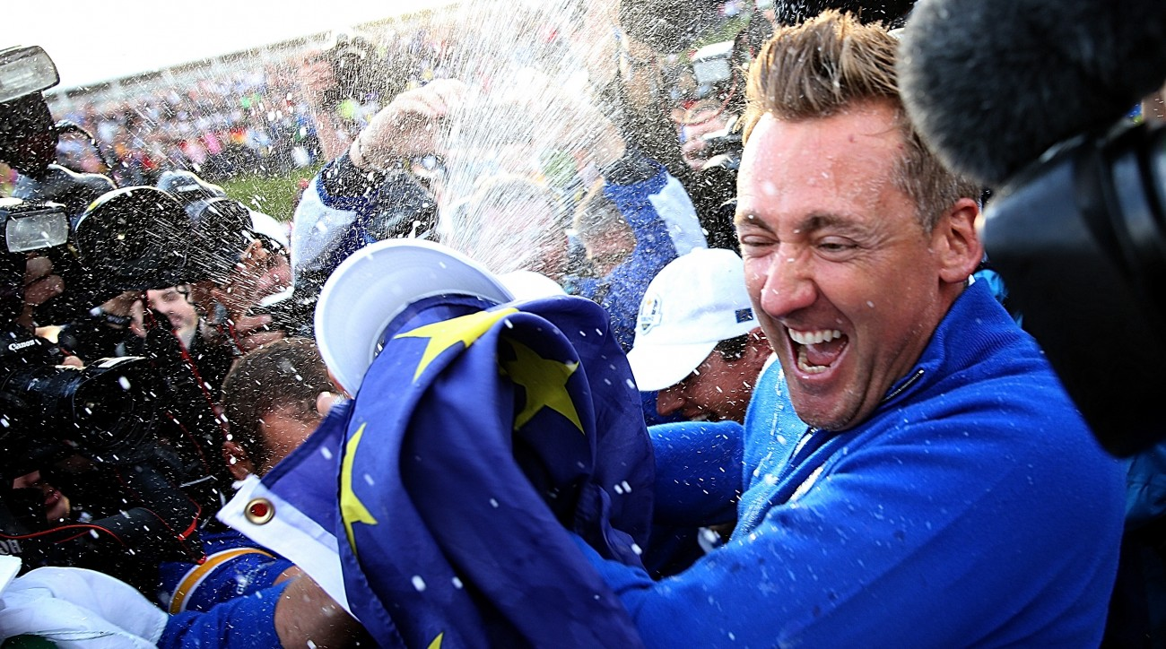 Ian Poulter, king of the Ryder Cup, shares all kinds of stories from the biennial event, like when Michael Jordan spurred him on at Medinah.