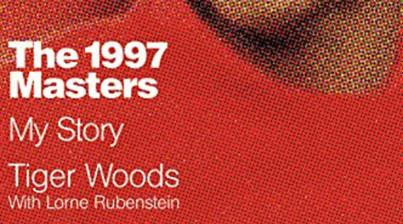 Tiger Woods' book about the 1997 Masters was released March 20.