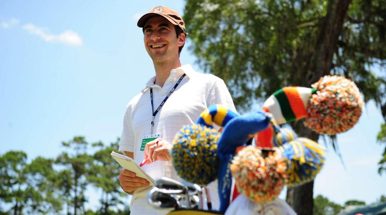 Alan Shipnuck has been traveling the world in search of golf stories for Sports Illustrated for more than two decades.