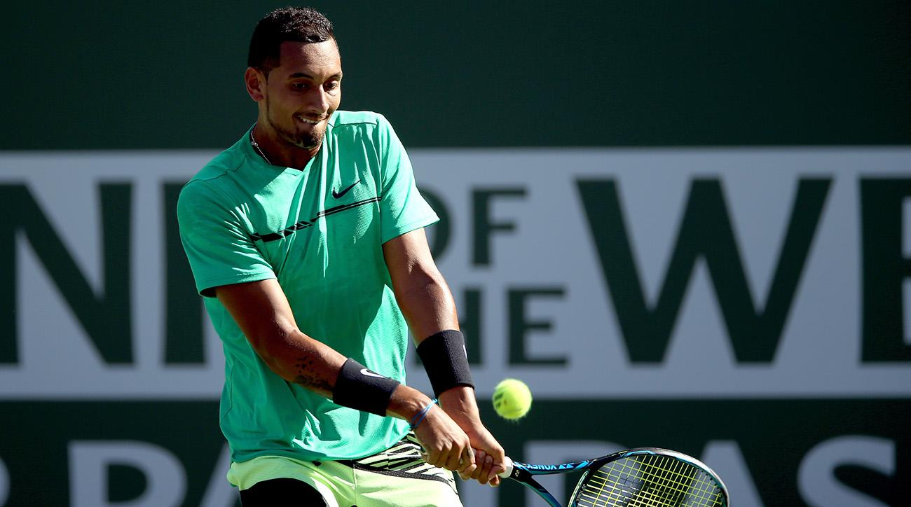 'I'm sorry' - Kyrgios' message to fans after withdrawing from Federer match