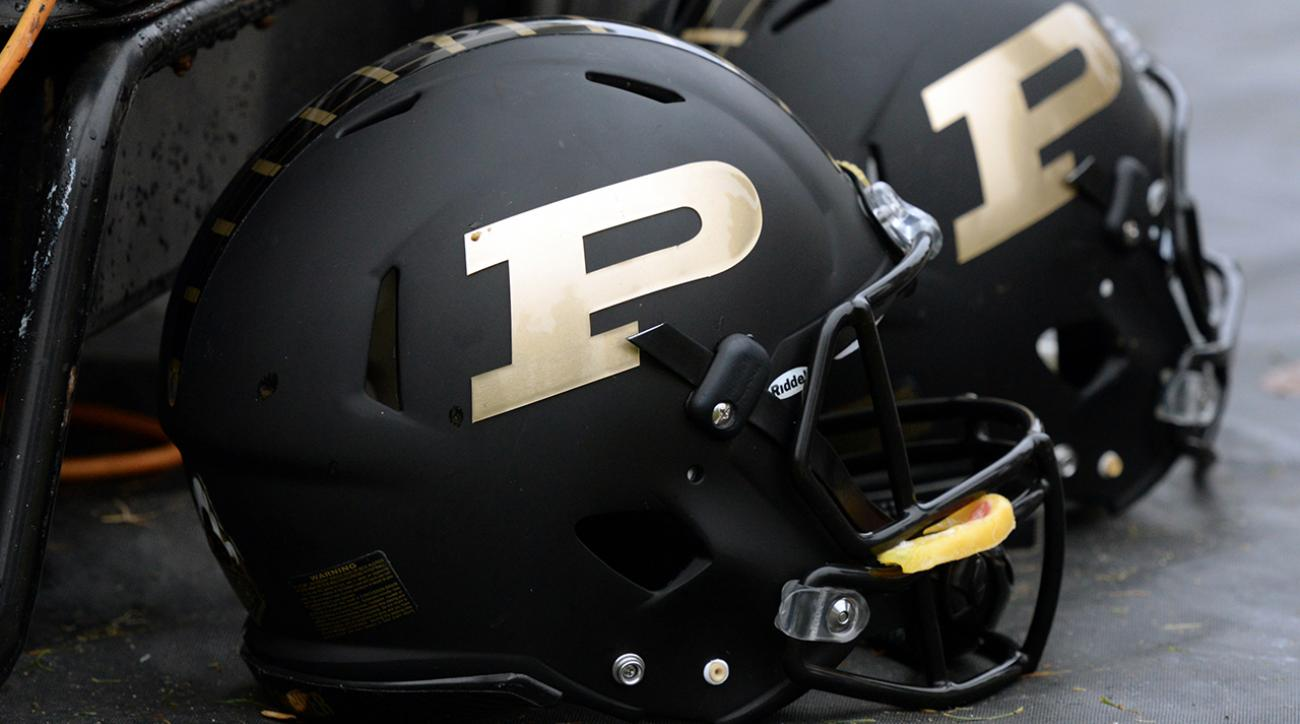 Purdue football players expelled following alleged assault IMAGE