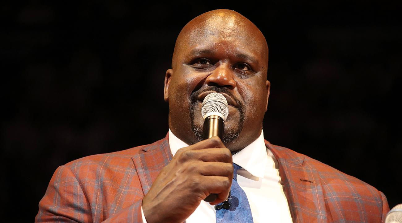 Shaq thinks the earth is flat