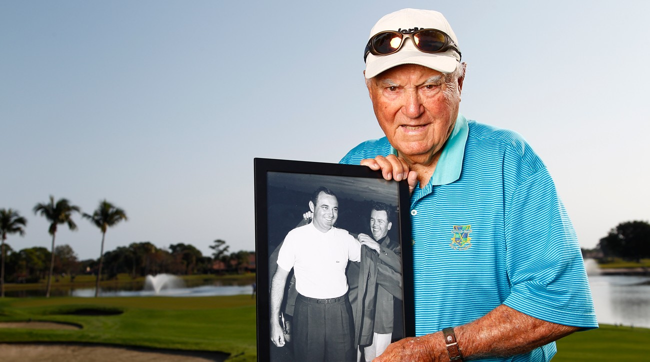 Doug Ford won the 1957 Masters, and very nearly repeated the following year during a controversial Sunday in 1958.