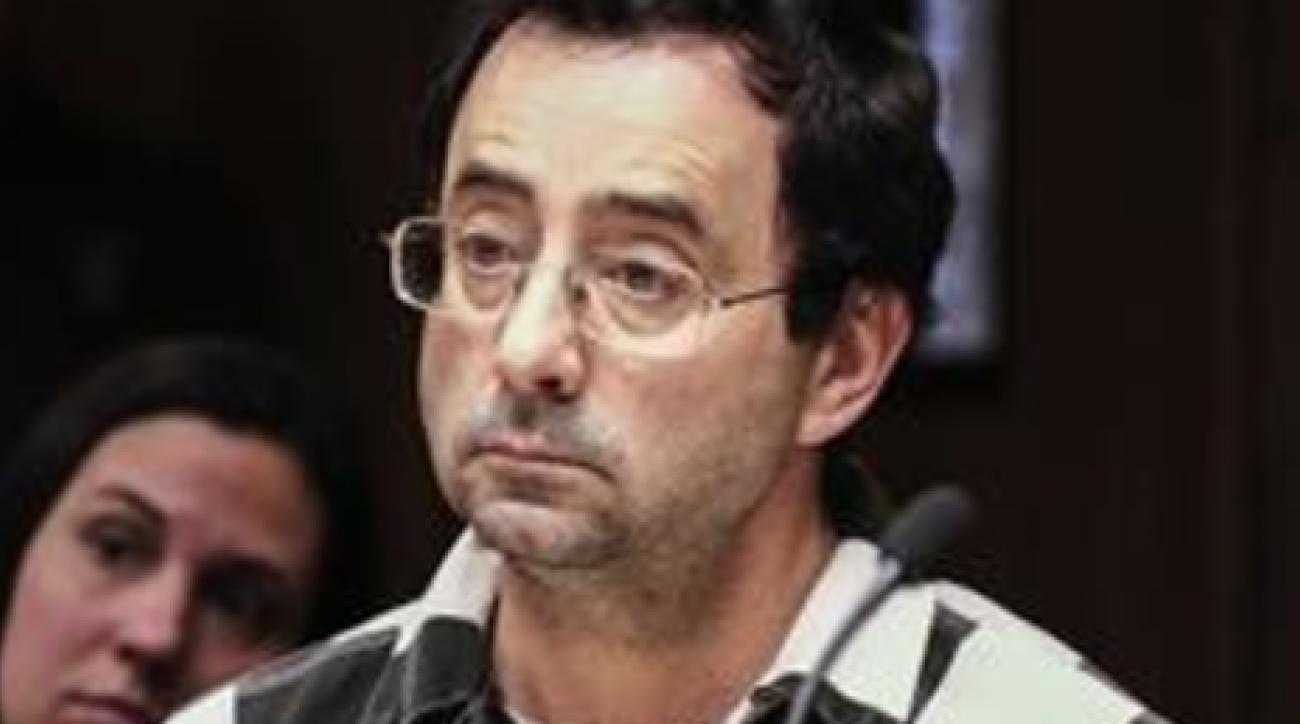 Michigan State investigator finds Larry Nassar assaulted girl