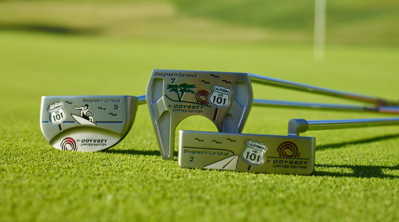 Odyssey Highway 101 putters.