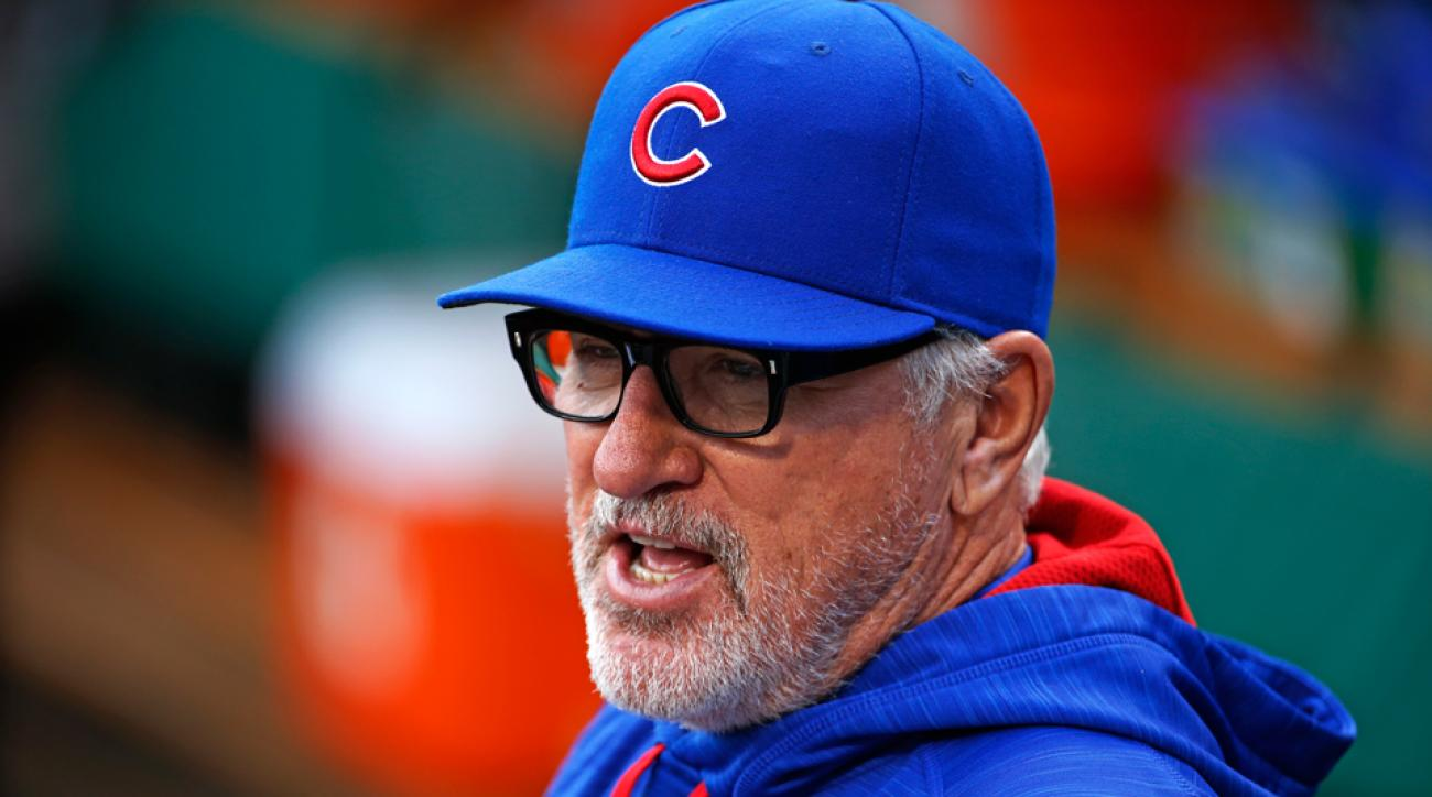 Cubs Manager Joe Maddon thinks it is good for his pitching staff to find competitive arenas outside of baseball during their off days, like the golf course.