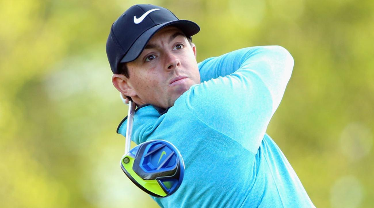 Towering drives have helped Rory McIlroy win four major championships.