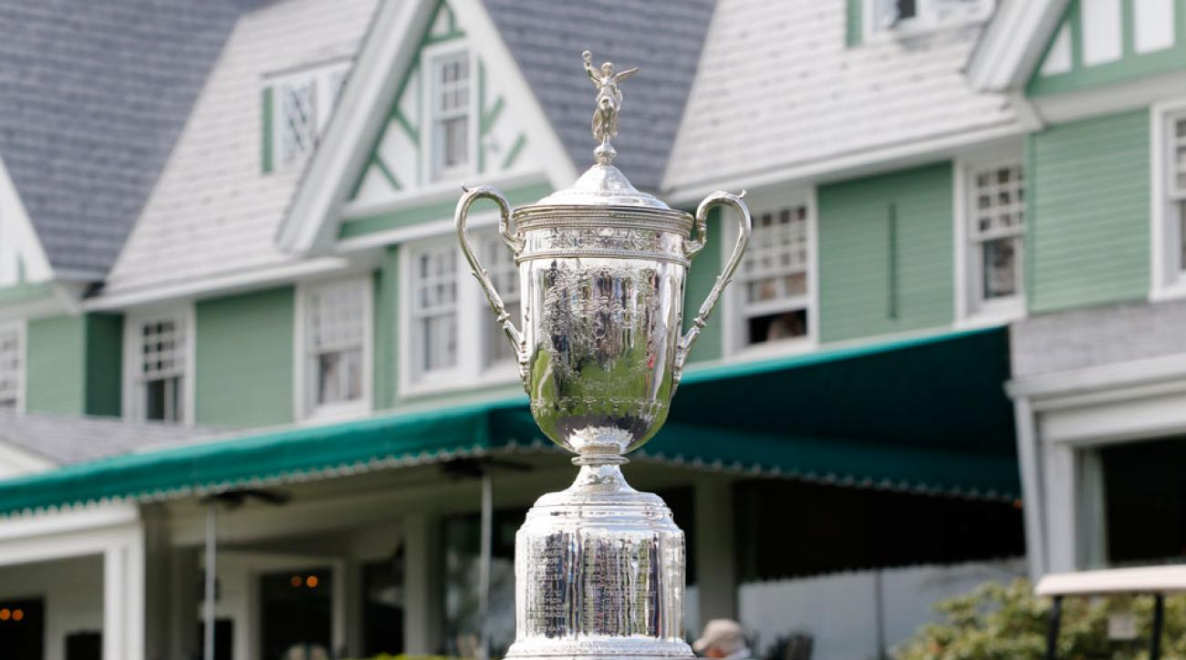 The U.S. Open will return to Oakmont for a record ninth time in June.