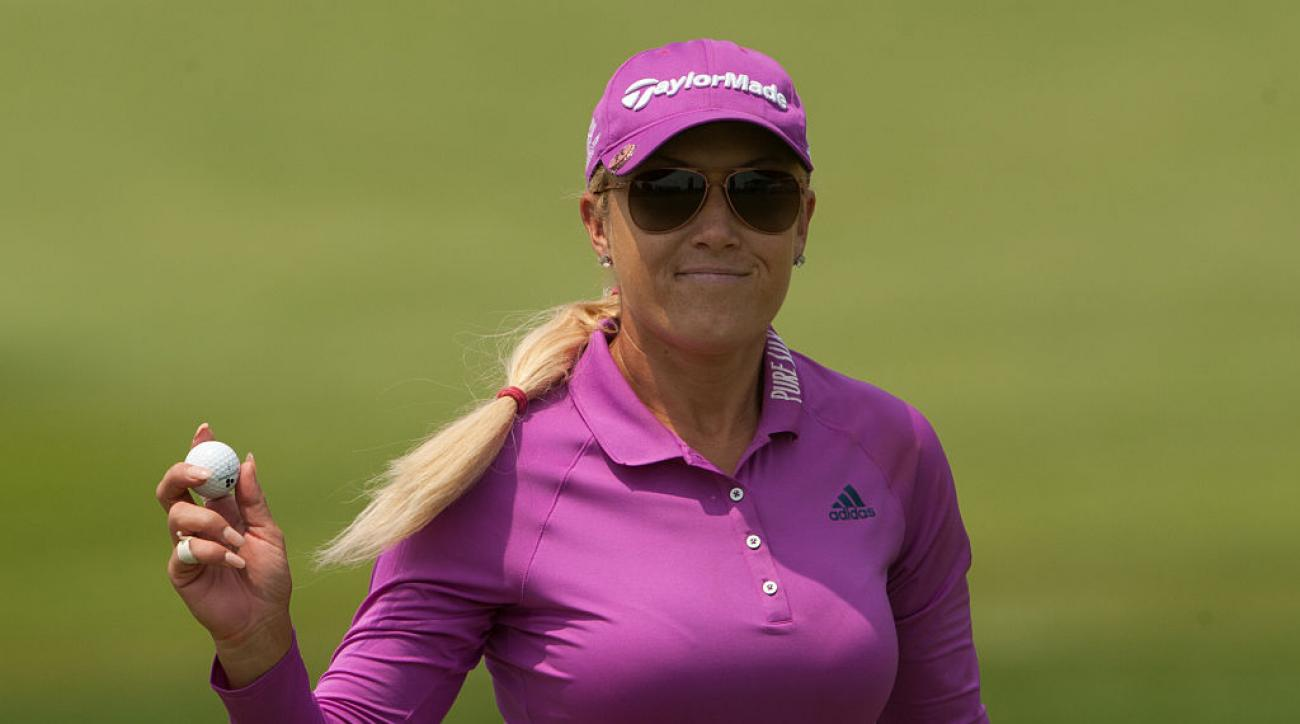 Natalie Gulbis and Donald Trump have been friends since playing together nearly a decade ago. Gulbis has often used Trump as an advisor for various marketing or business questions.