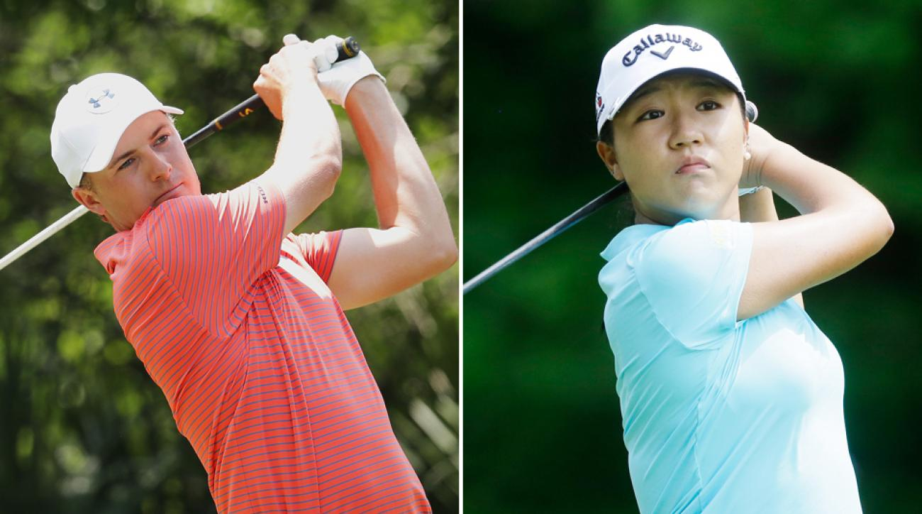 Having Jordan Spieth and Lydia Ko on the same track for the same tournament could do wonders for the golf pay gap.