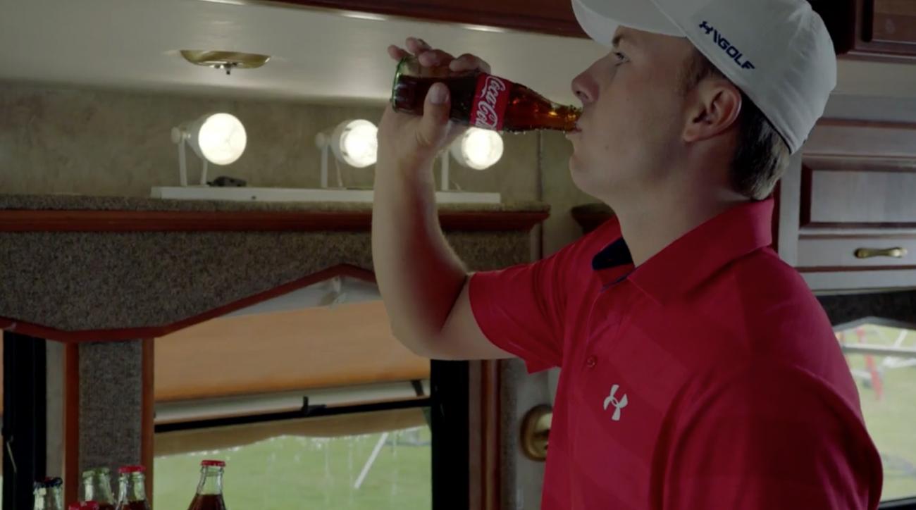 Jordan's best work during the rain is often in the commercial trailer.
