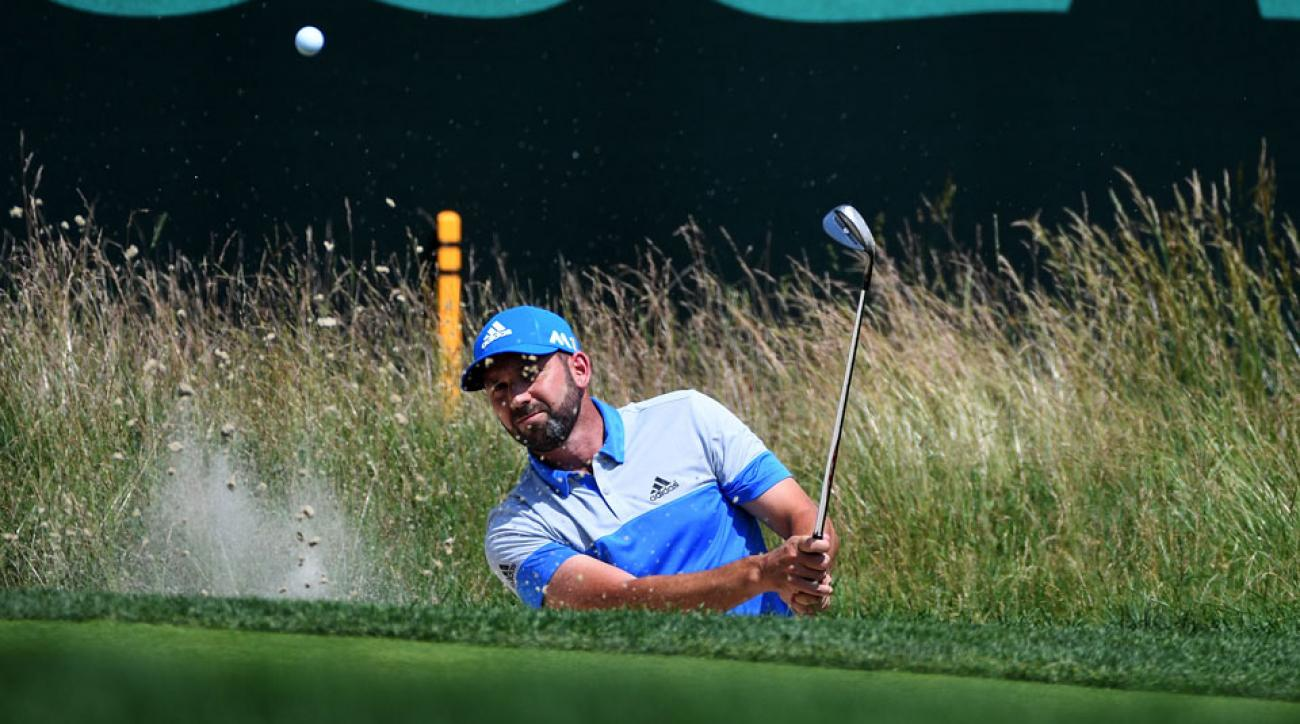 Sergio Garcia is a nine-time winner on the PGA Tour but he's still looking for his first major title.