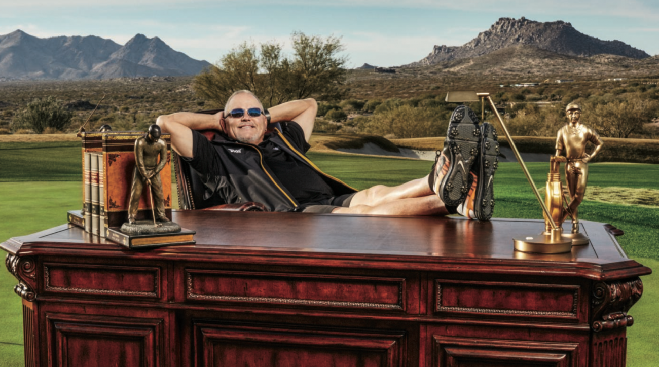PXG CEO Bob Parsons does not want to be a mainstream golf manufacturer. He wants to own the Ferrari of golf.