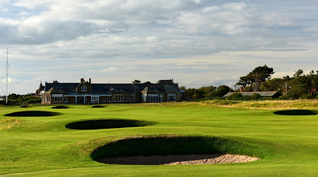 Royal Troon is set to host the 2016 Open Championship.