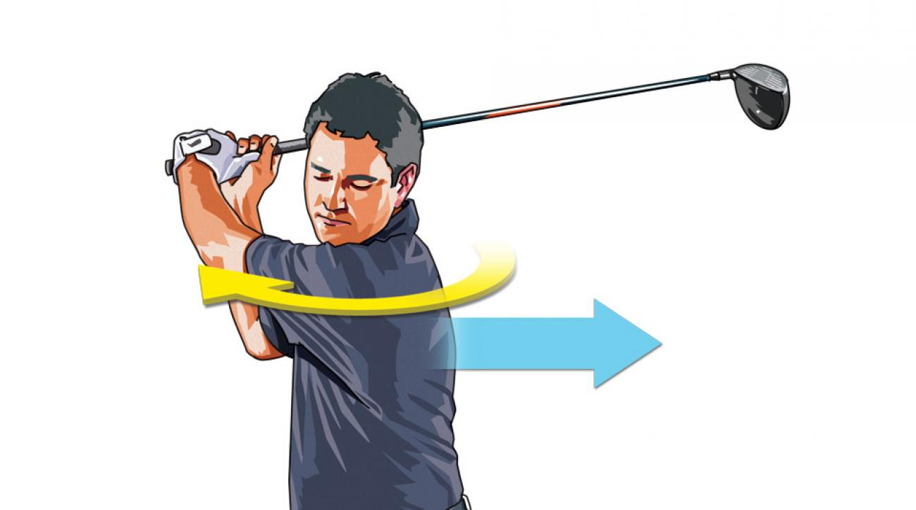 An easy way to gain more yards off the tee.