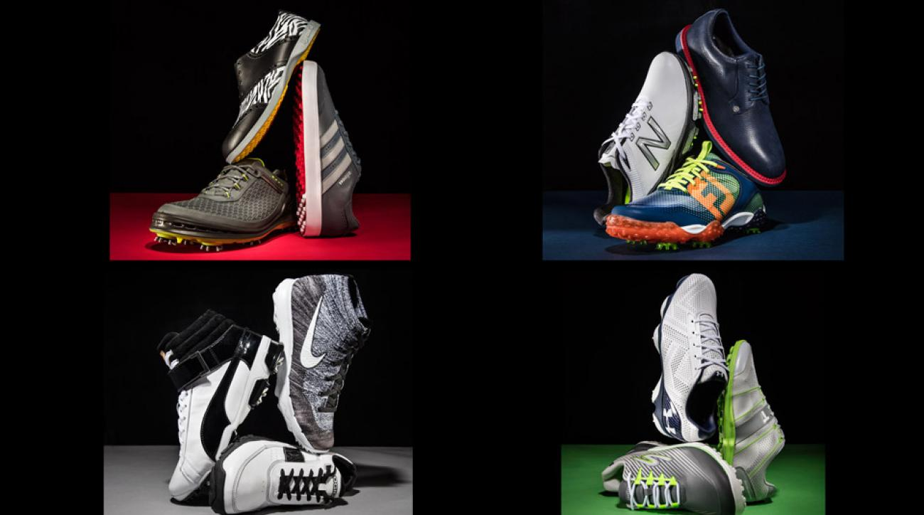 12 of the latest golf shoe models to hit the market.