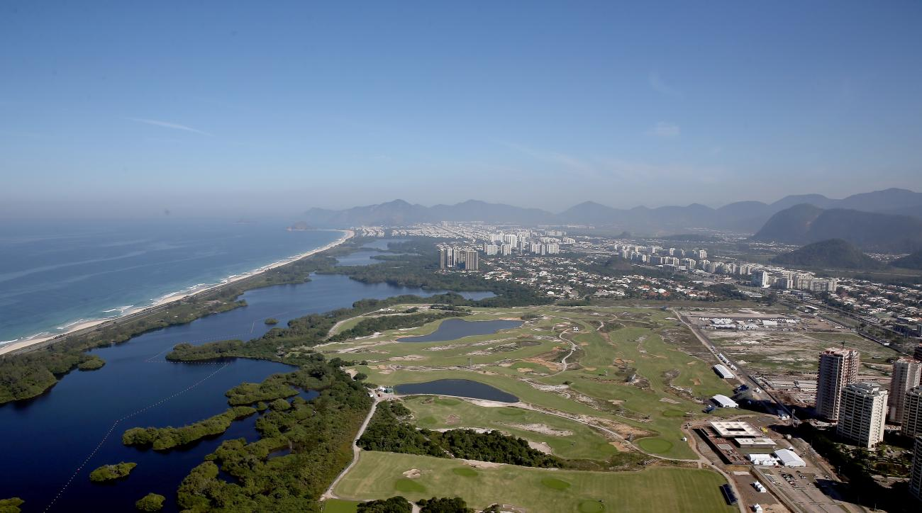 The Olympic golf course, designed by Gil Hanse, has been just one of the controversies surrounding the sport's return to the competition.