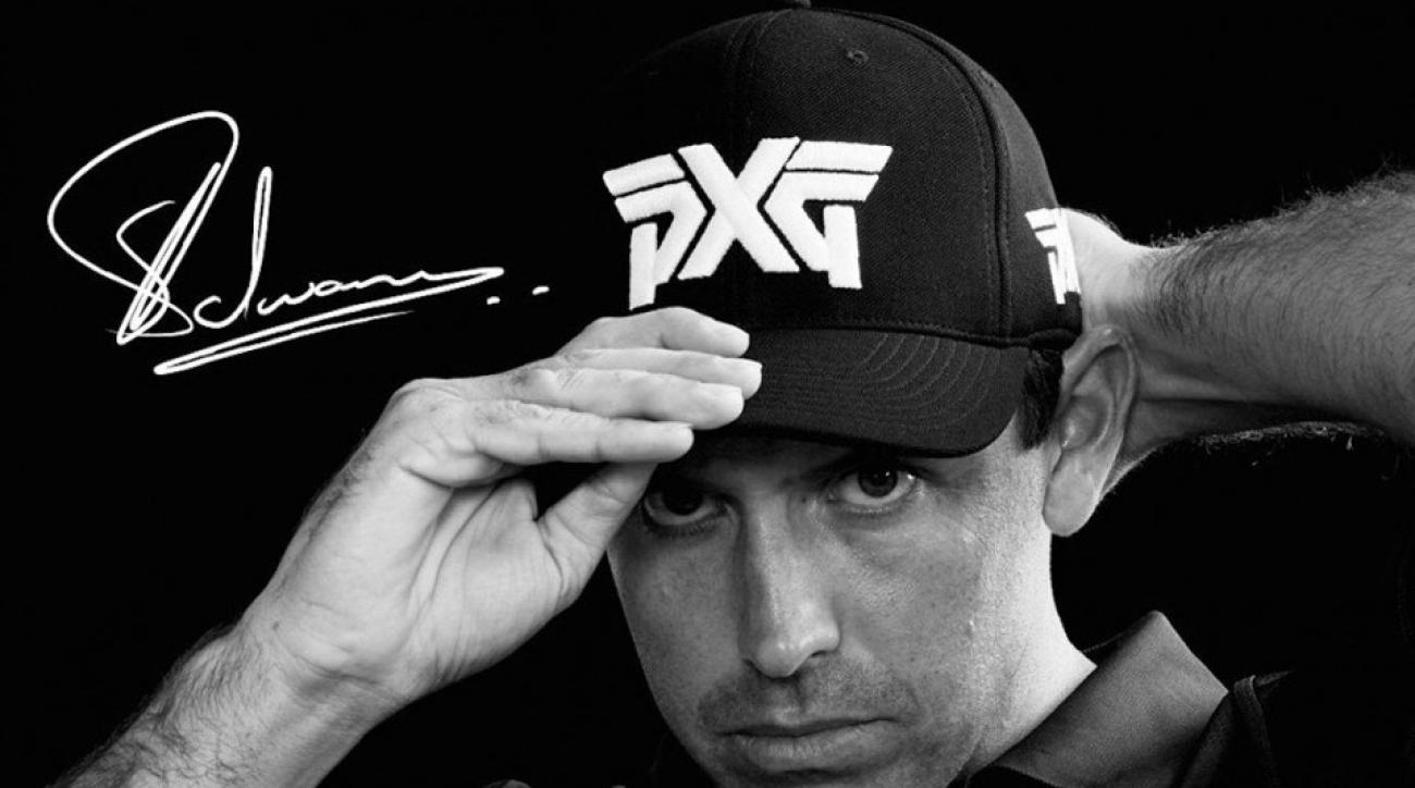 Charl Schwartzel will play PXG golf clubs for the first time this week at Royal Troon.