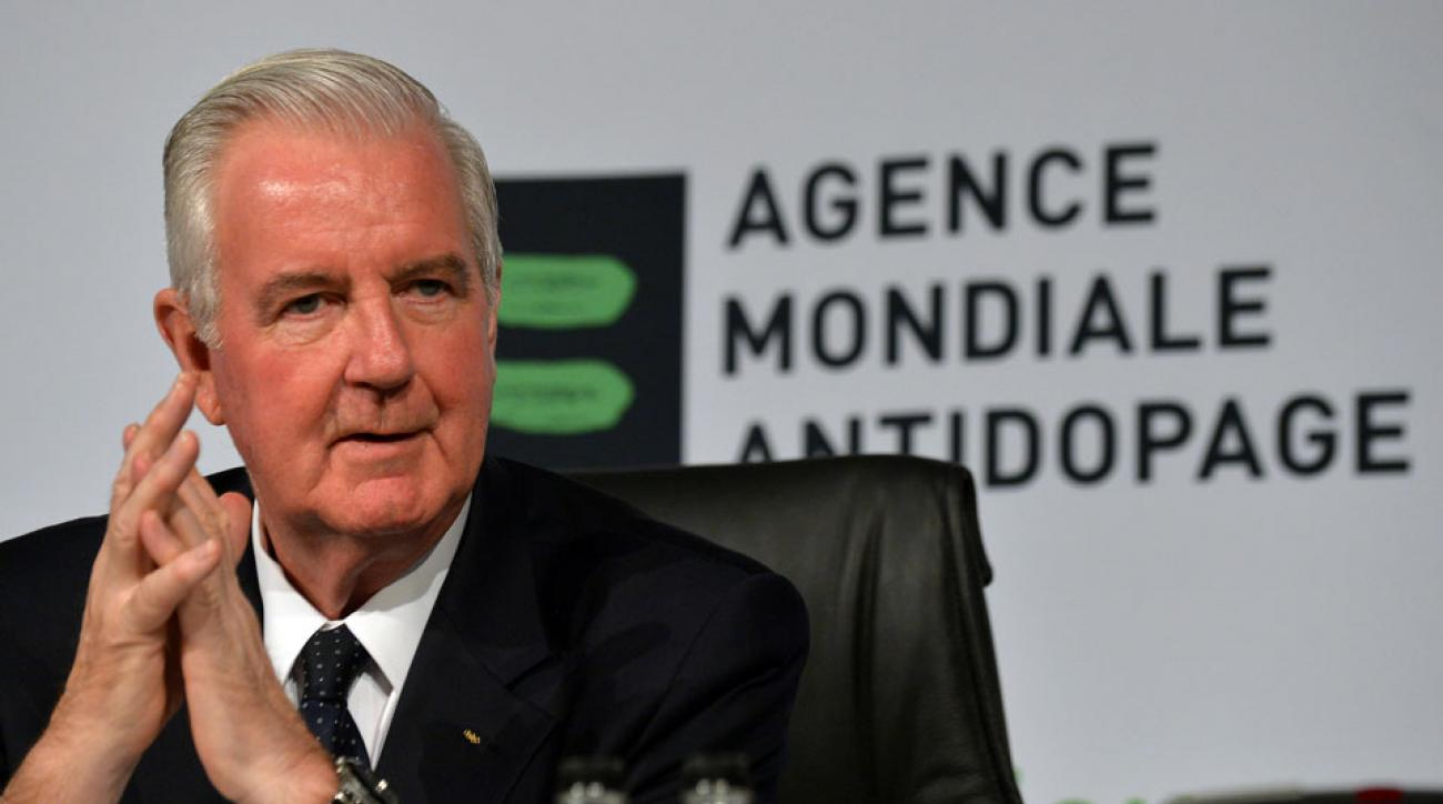 Sir Craig Reedie has been the president of the World Anti-Doping Agency since 2014.
