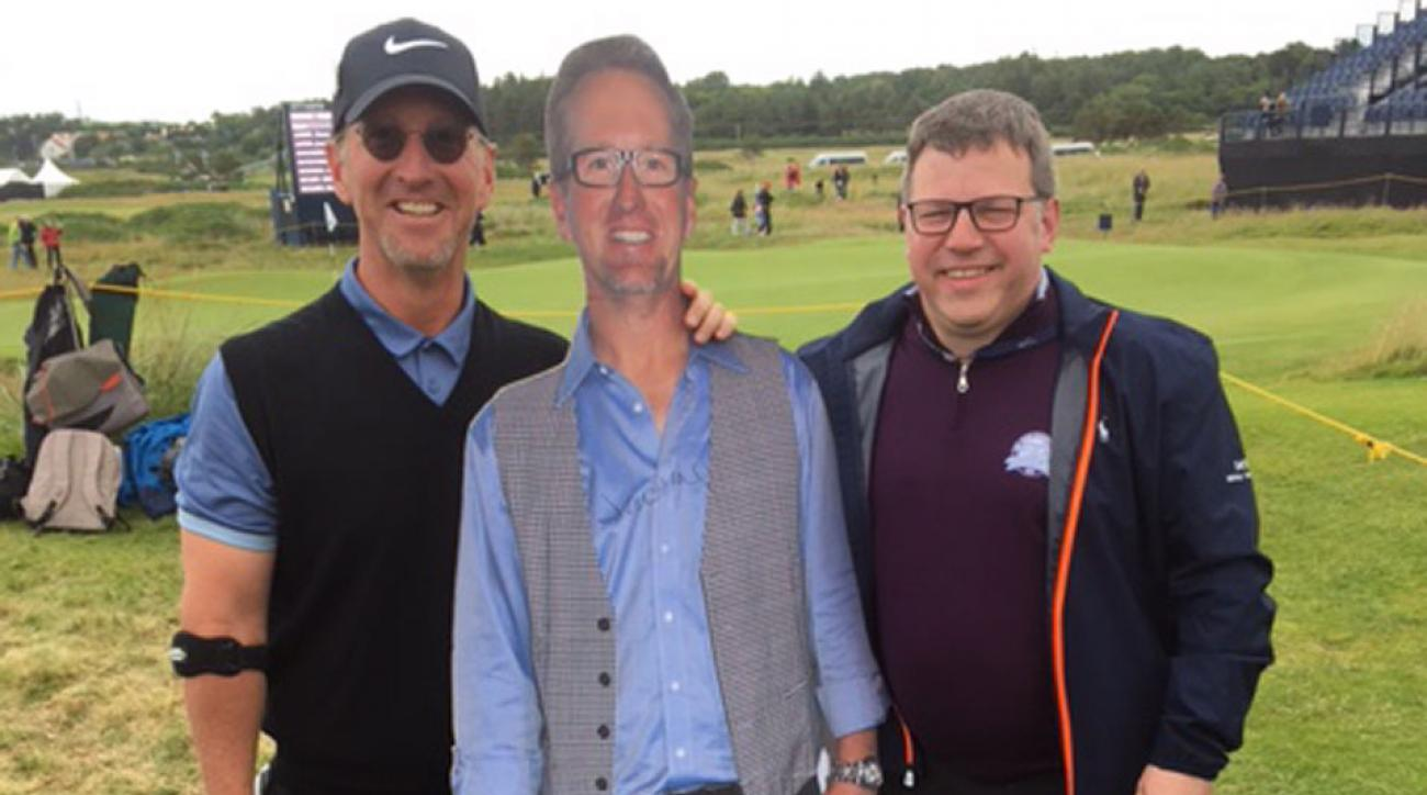 David Duval has been a constant presence in Stuart's life since before he emerged as Tiger Woods's first true rival.