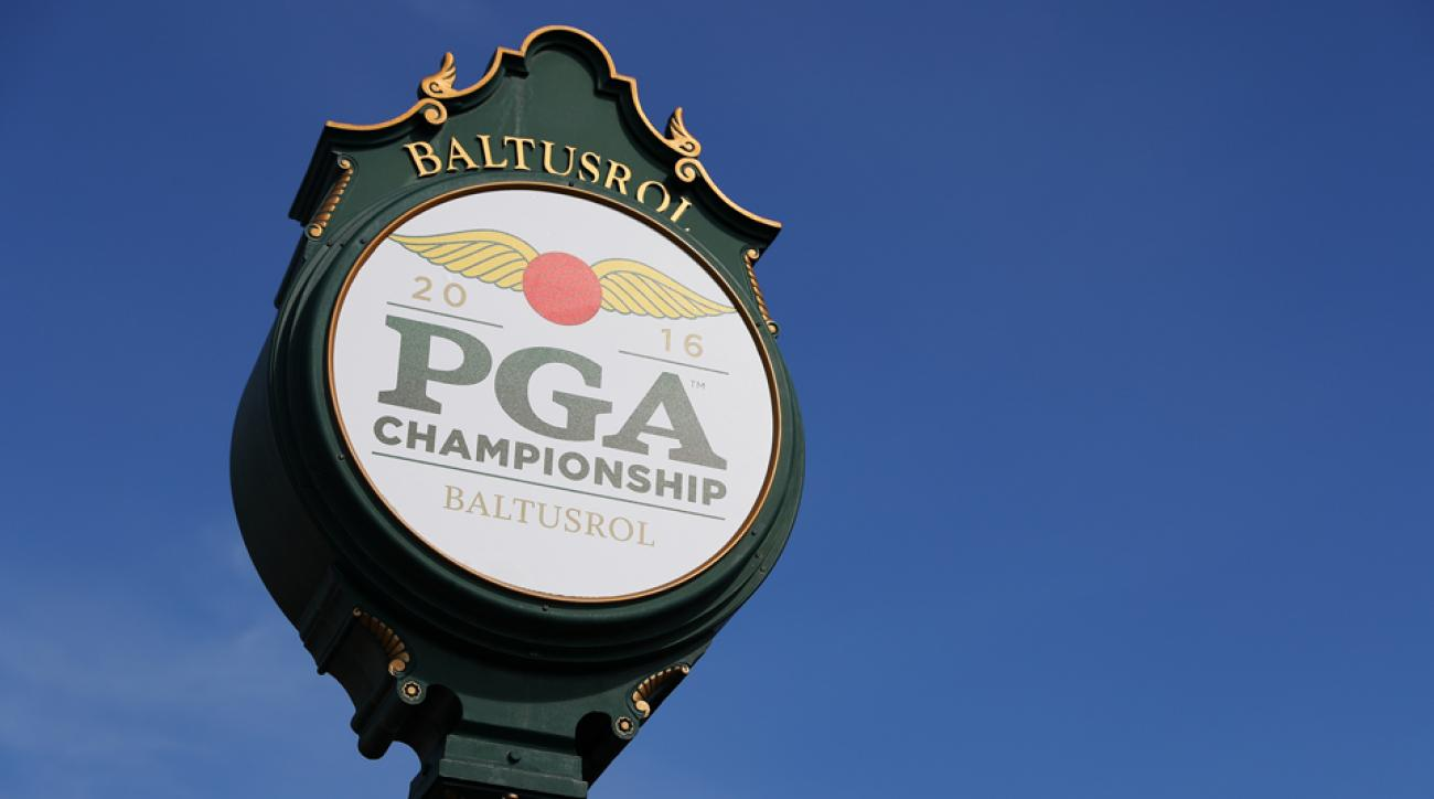 The 2016 PGA Championship at Baltusrol Golf Club begins Thursday, July 28 at 7 a.m.