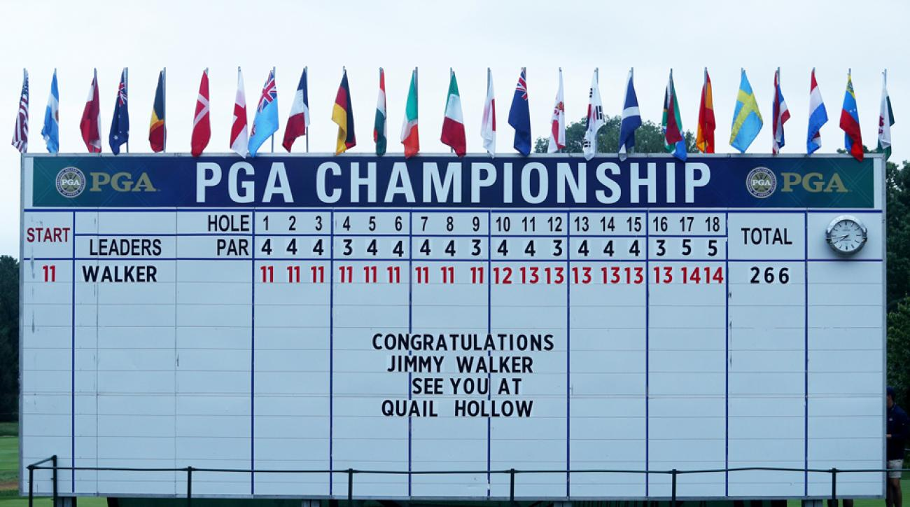 The 2016 PGA Championship held ramifications for the golf world beyond being Jimmy Walker's first major win.