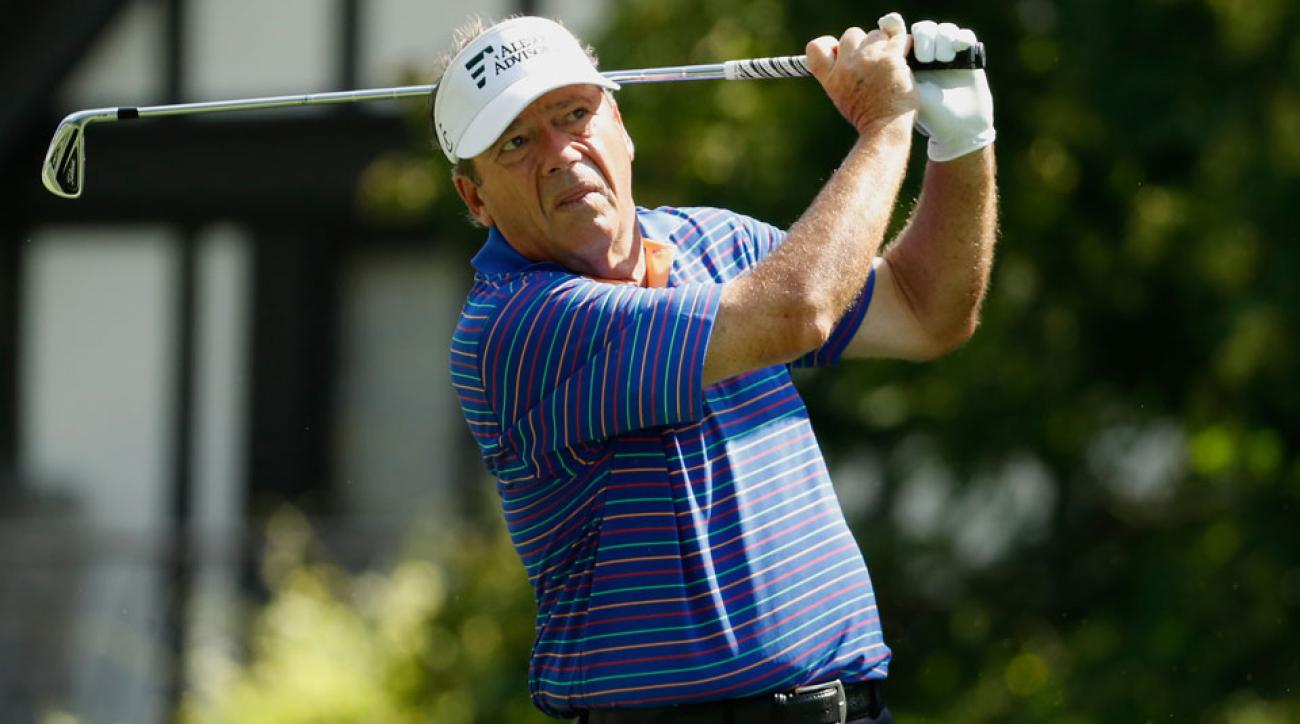 Joey Sindelar was a seven-time winner on the PGA Tour, most recently in 2004.