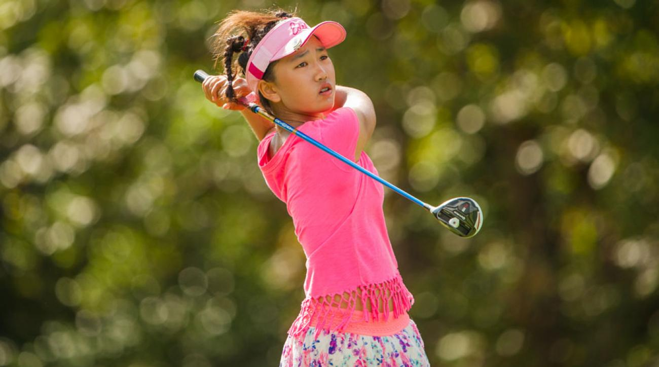 Lucy Li, Youngest Women's U.S. Open Qualifier, Wins Junior ...