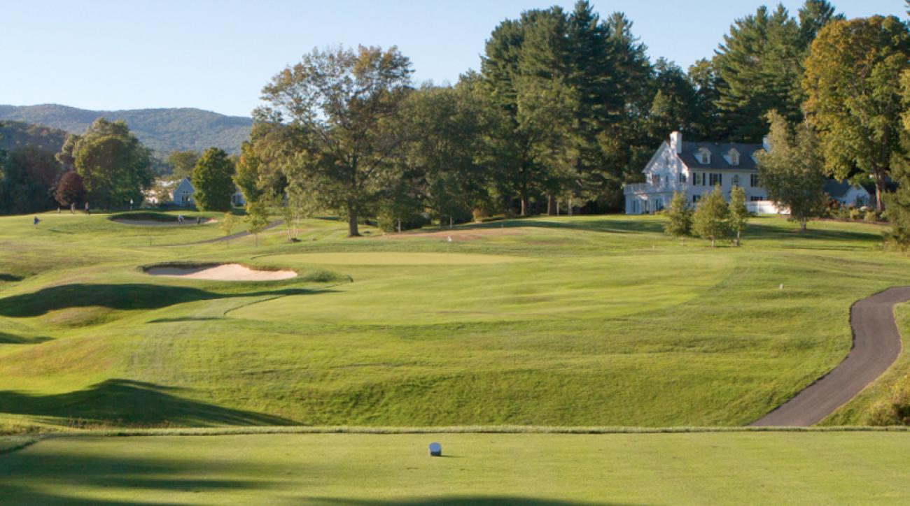 Taconic Golf Club was the home of the 2016 Massachusetts Amateur.