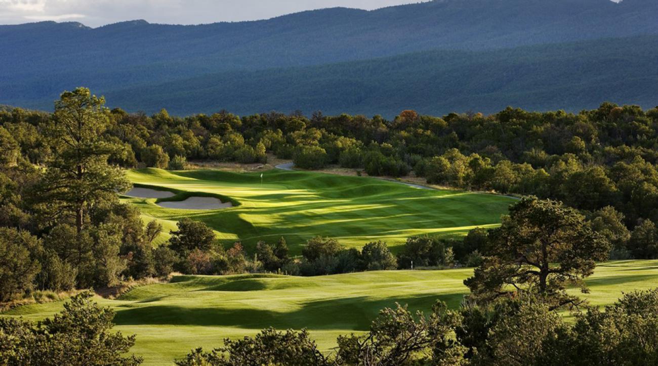 Paa-Ko Ridge Golf Club located in Sandia Park, New Mexico.