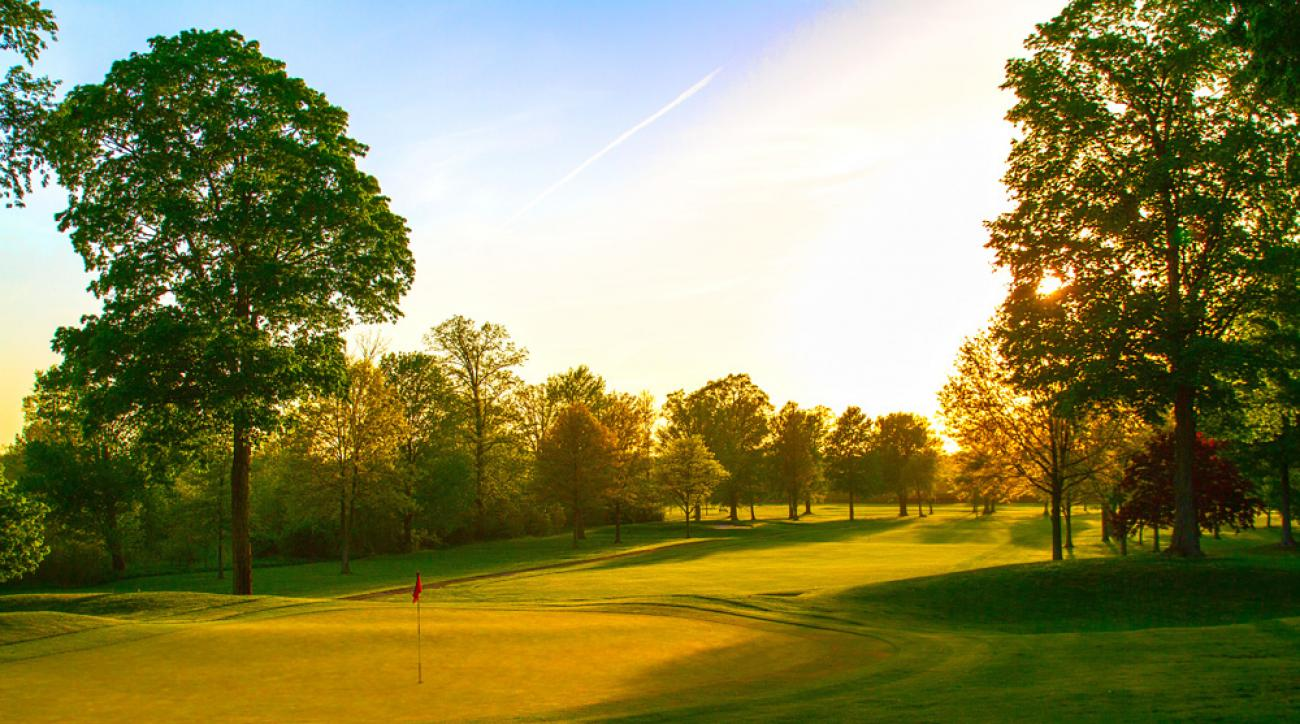 Fowler's Mill Golf Club is located in Chesterland, Ohio.