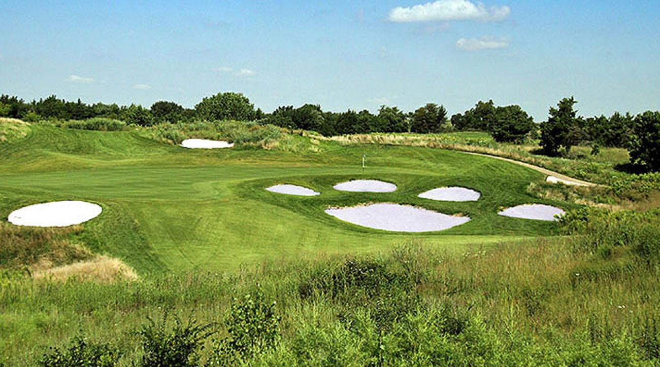 Colbert Hills may be the headlining golf course of Manhattan ... just the one in Kansas.