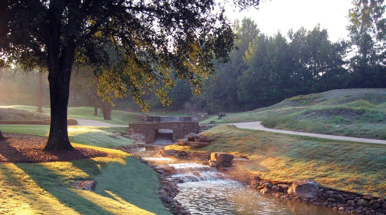 The Championship Course at Mirimichi in Millington, Tennessee.
