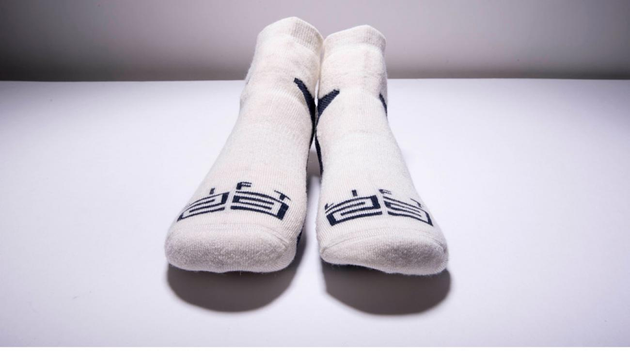 Lift23 socks.
