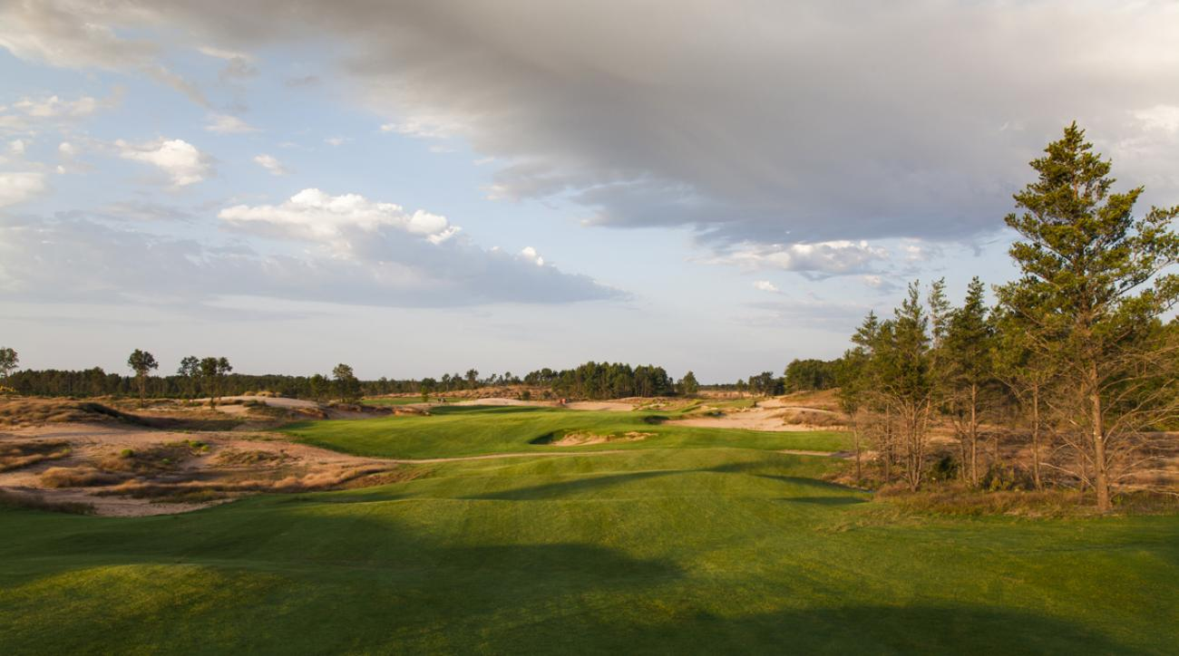 Sand Valley Golf Resort will open to the public on September 1 in Wisconsin.
