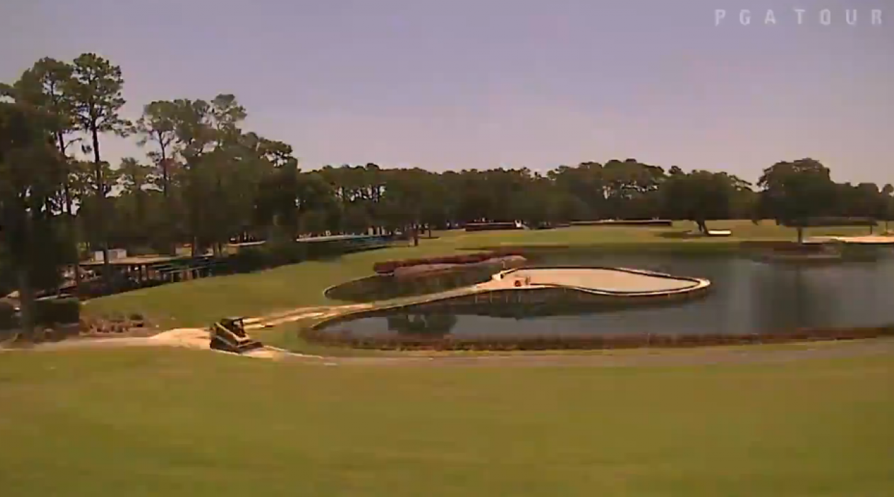 The PGA Tour's crown jewel is getting a major facelift.