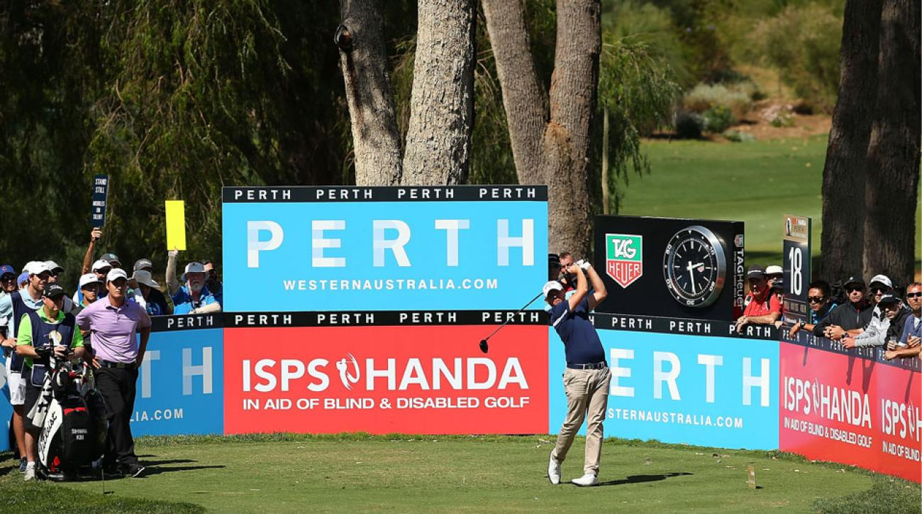 Lake Karrinyup Country Club in Western Australia has hosted the Perth International tournament four times in the last five years.