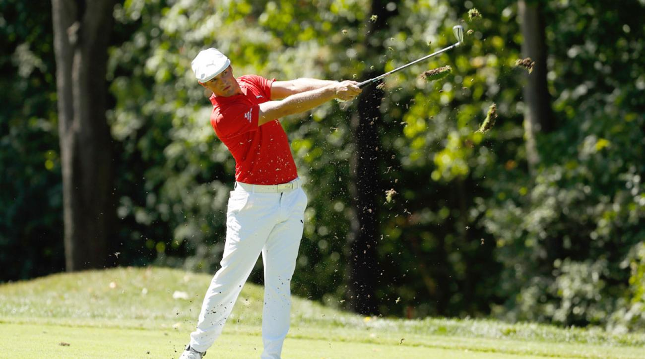 Bryson DeChambeau won the 2016 Web.com DAP Championship to secure his PGA Tour card for the 2016-17 season.